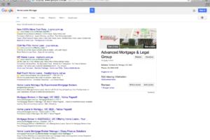 Google first